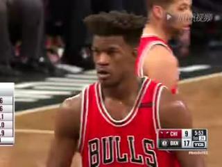 04月09日NBA常规赛 篮网vs公牛 全场录像