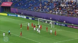 世青赛-布鲁克斯破门 美国1-1沙特双双晋级