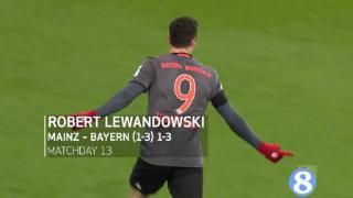 德甲赛季10大任意球破门-里瑟逆天电梯球绝杀