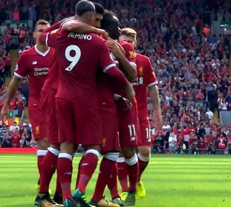 复盘利物浦vs阿森纳:红军打爆枪手翼卫与中卫间空当