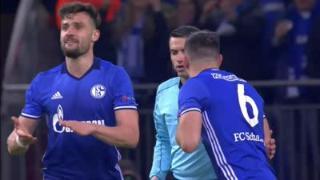 欧联-伯格施塔勒传射 沙尔克加时3-2总分3-4出局