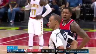 04月29日NBA季后赛 老鹰vs奇才 全场录像