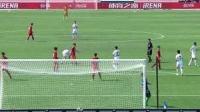 青年足球锦标赛 朝鲜国青vs中国国青 片段