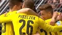 德甲第29轮 多特蒙德vs法兰克福 进球视频