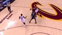 04月16日NBA季后赛 骑士vs步行者 精彩镜头