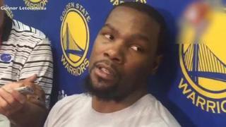如何看待对阵开拓者?阿杜:NBA球员很难击败的
