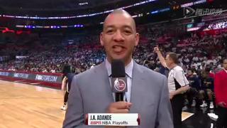 04月16日NBA季后赛 快船vs爵士 全场录像