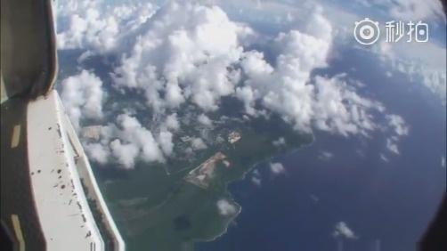[微博视频] 哎呦浪漫啊!方硕跳伞求婚视频 用绳命在说我爱你