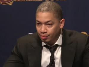 泰伦卢:我们没重视对手 一直打着玩