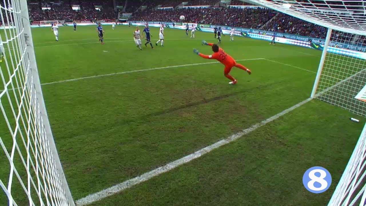 德甲官方赛季最佳进球-本塔莱布世界波
