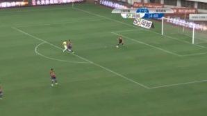 中甲-比罗比罗传射顾斌任意球破门 申鑫3-0胜青岛