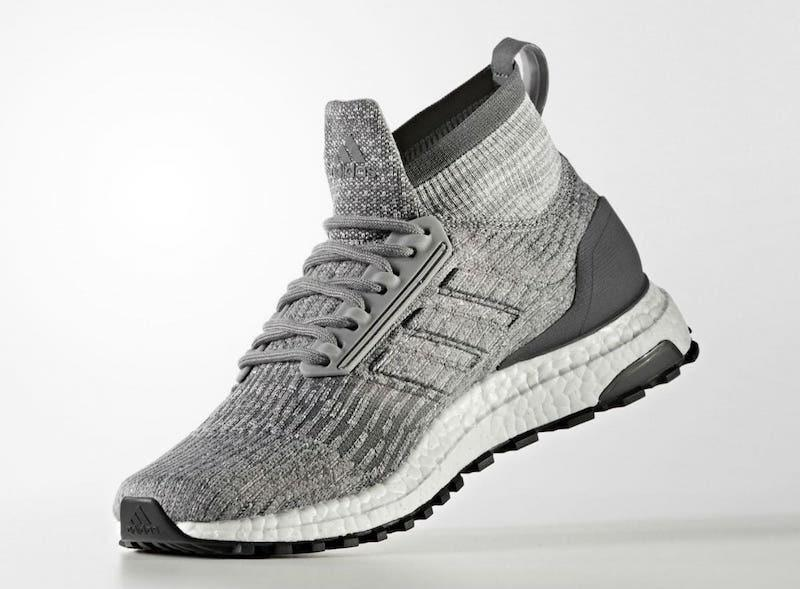 "adidas ultra boost atr mid ""grey"" 新配色发布"