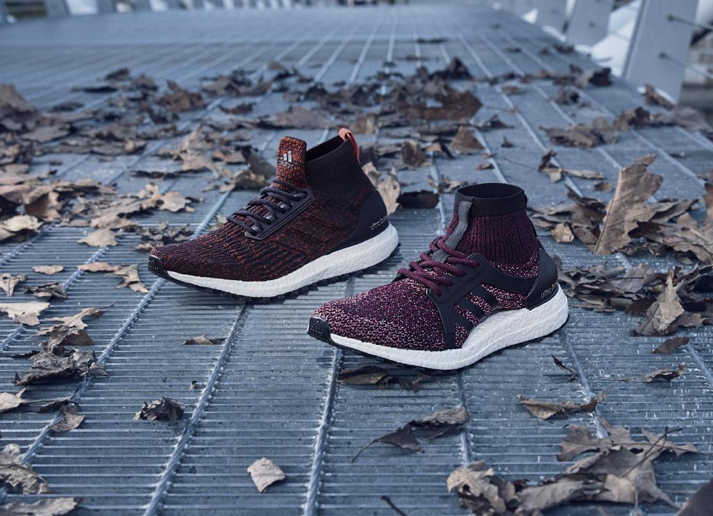 adidas UltraBoost All Terrain 官方发布