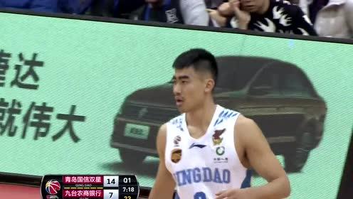 01月10日CBA第26轮 青岛vs吉林 全场录像