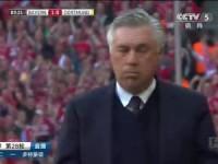 德甲第28轮 拜仁慕尼黑vs多特蒙德 进球视频