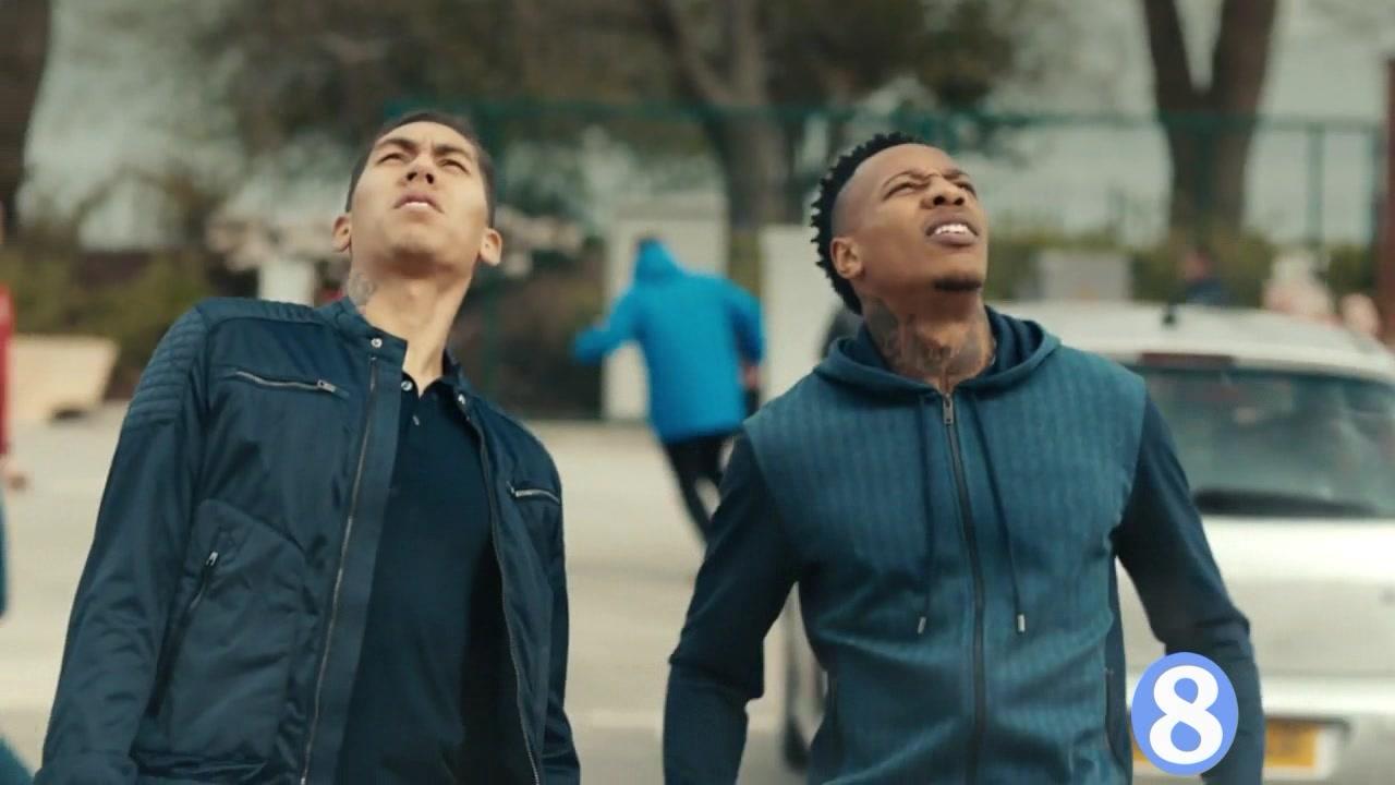 [秒拍视频] 利物浦众将拍摄男士护肤品广告片