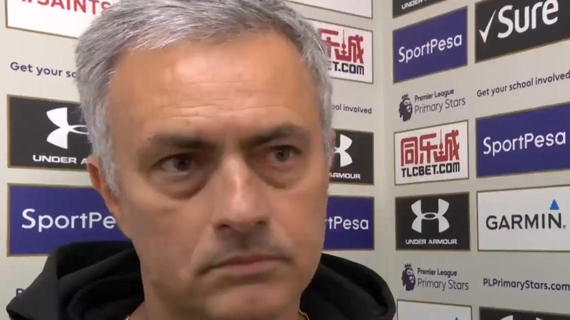 [乐视视频] 穆帅:对手很拼我们踢得不错 担心费莱尼伤势