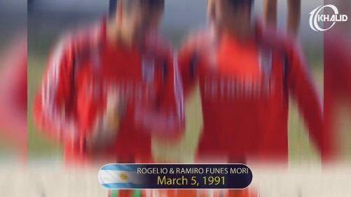 [秒拍视频] 博格巴兄弟入围!足坛15大双胞胎兄弟 