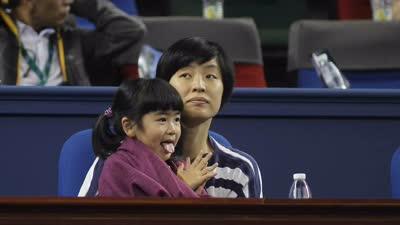 """[乐视视频] 盘点中国体坛一些伟大""""明星妈妈:母亲节快乐!"""