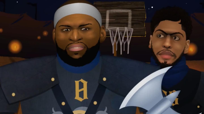 [乐视视频] [中字]NBA权力的游戏之血光之灾:表妹库班遭黑!