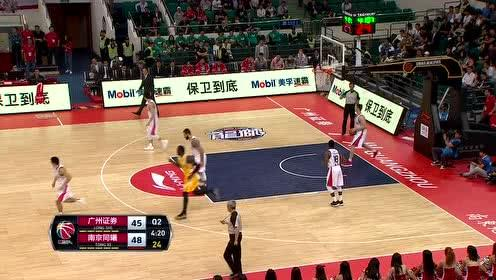 福格36分桑尼21+18 希克森25+10 广州送同曦2连败