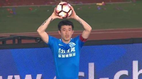 姜至鹏:意外获得全场最佳 球队靠团队踢球