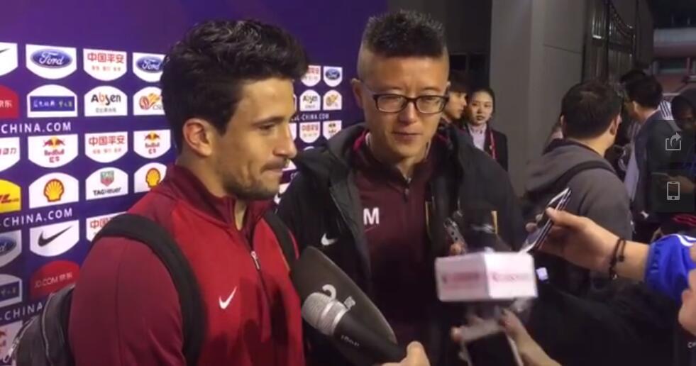阿洛伊西奥:进球后很兴奋 会一直取得好成绩