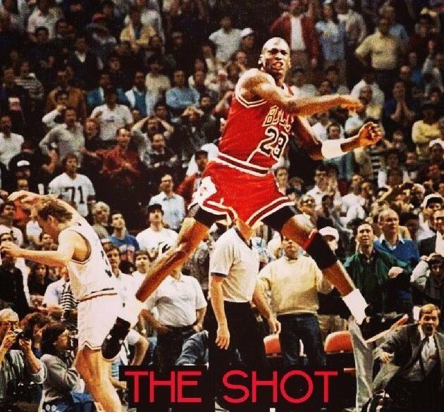 历史上的今天:乔丹投中The Shot淘汰骑士