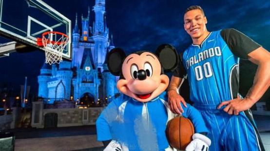 魔术将与迪士尼合作 新球衣获球迷点赞
