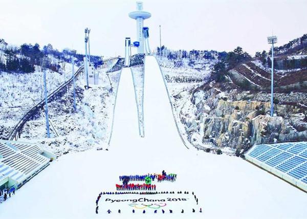 平昌冬奥会韩国要和朝鲜共组冰球队参赛 厉害了思密达