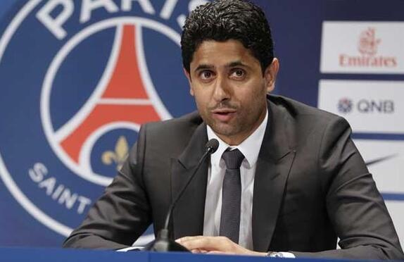 巴黎主席:内马尔现在还是巴萨球员