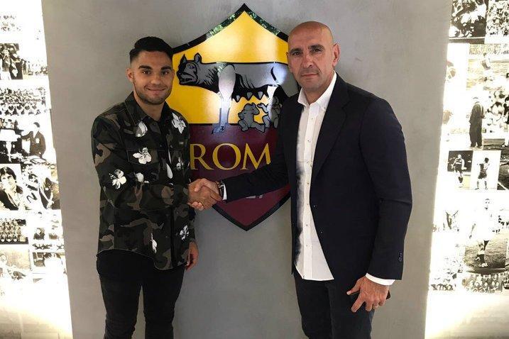 官方:罗马签下丹麦U20国脚