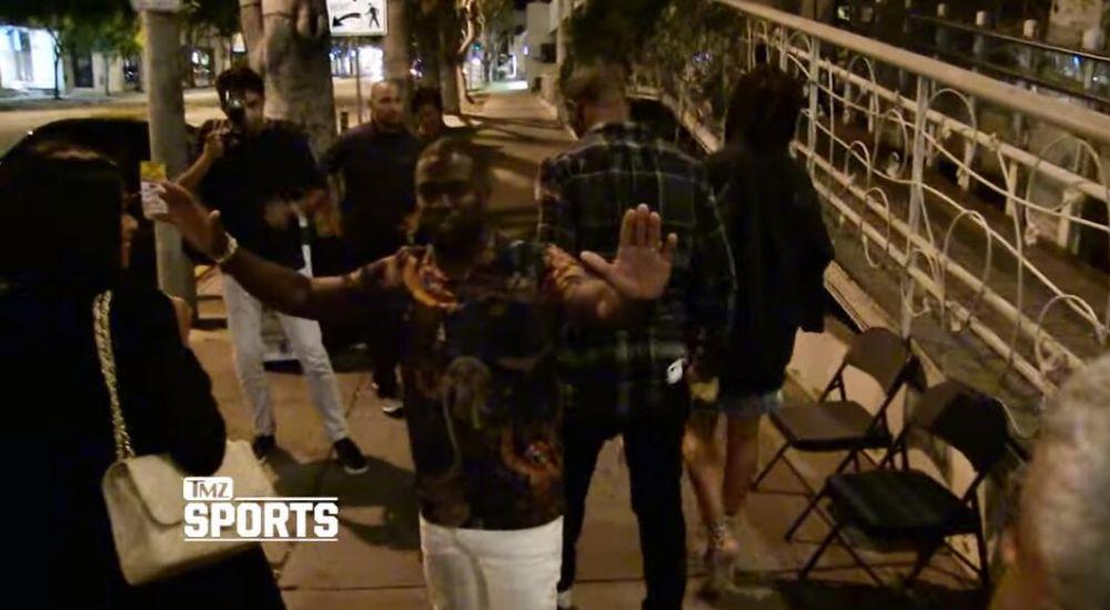 凯文-哈特为保罗付停车费 请求其留在洛杉矶