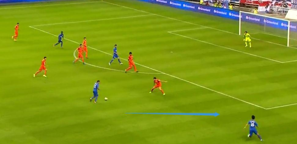 鲁能观察:佩莱缺阵影响大,定位球只开花不结果