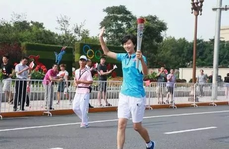全运会进入倒计时阶段  魏秋月领跑16天火炬传递