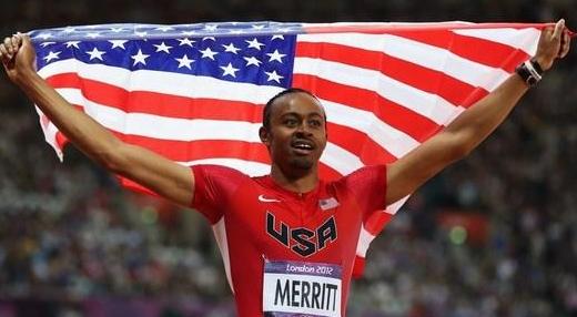 美国跨栏名将梅里特遗憾痛失奖牌 不找借口寻求突破