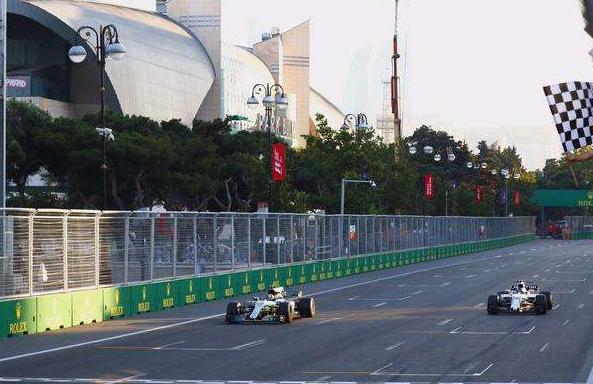 豪门的世界我们不懂!父亲花1亿美元支持斯特罗尔进入F1