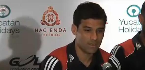 BBC:墨西哥球员马科斯涉嫌贩毒被调查
