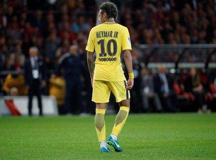 权威媒体:法甲次轮最佳阵容 内马尔强势出镜