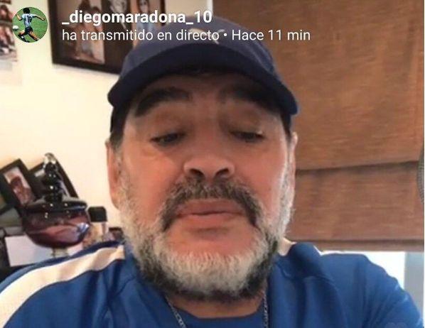 马拉多纳:贝内德托和阿拉里奥值5个伊卡尔迪