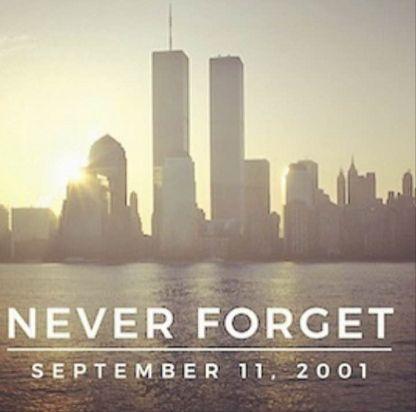 哈登晒照回忆911恐怖袭击事件:勿忘911
