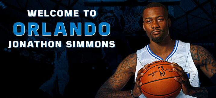 NBA官方祝乔纳森-西蒙斯28岁生日快乐