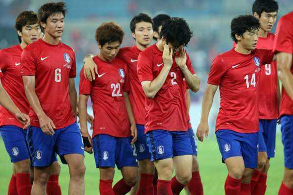 冲出亚洲的韩国足球 因实力太弱被非洲国家拒绝比赛请求