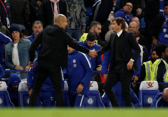 英超-曼城客场1-0小胜切尔西   德布劳内绝杀打入唯一进球