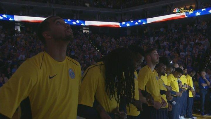 森林狼、湖人球员将在国歌仪式时手挽手抗议