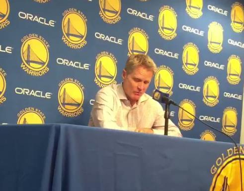 科尔:下场希望多进1记三分 不担心尼克-杨的投篮