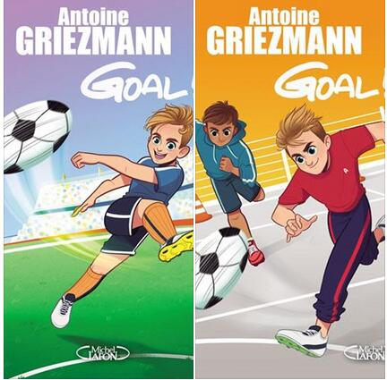 西媒:格列兹曼创作的儿童图书即将发售