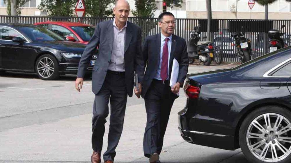 西媒:巴萨和西甲联赛正在商讨延期比赛