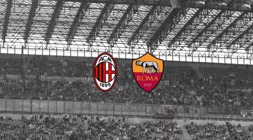 AC米兰vs罗马首发:比格利亚复出