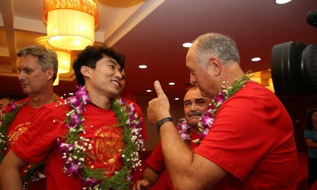 亚洲足坛第一皇者!神将十年九夺中超冠军 无人